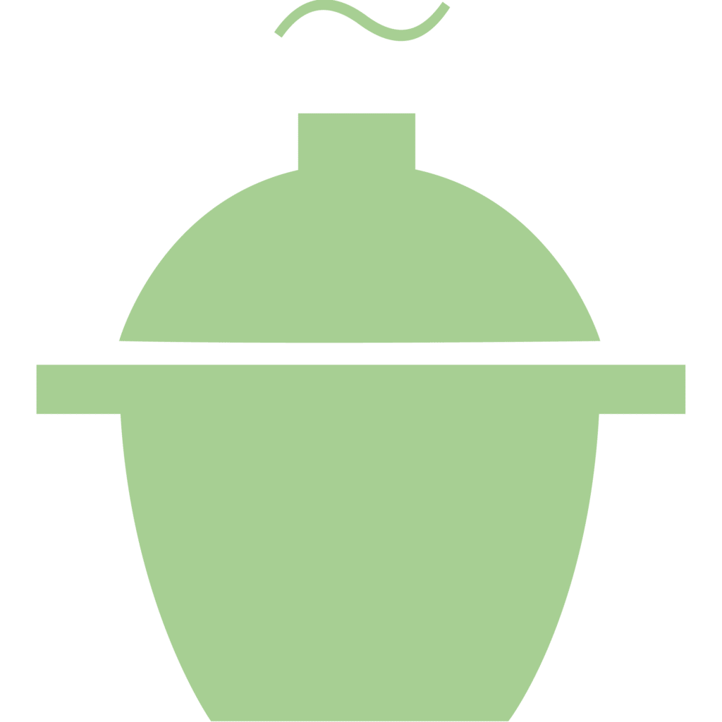 La Vina Big Green Egg Icon Transparant BG